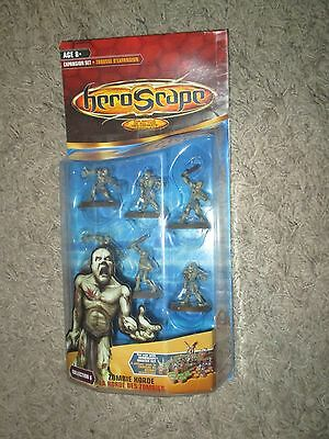 Heroscape EXPANSION (Opened): Zombie Horde - COMPLETE IN EX+ Shape! OOP!