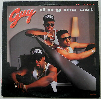 "12"" Us**guy - D-O-G Me Out (Mca Records '91)***21552"