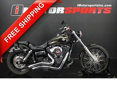 2015 Harley-Davidson Dyna  2015 Harley-Davidson FXDWG Dyna Wide Glide Free Shipping w/ Buy it Now, Layaway