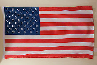 Blink 182 American Smiley Flag SOLD OUT Limited edition tom delonge angels USA