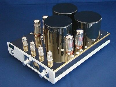 YAQIN MC-13S EL34 Push-Pull Integrated Stereo Tube Amplifier