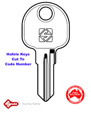 Replacement MORRIS Filing Cabinet Keys Cut To Code Number-FREE POST IN AUSTRALIA