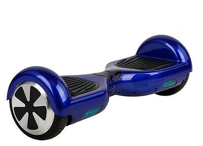 6.5' electric balance Scooter skateboard UL certified Color Blue - eBoard