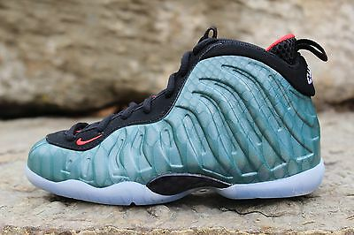 4f7943b042c 14 Nike Little Posite Gone Fishing GS Shoes 723946 300 Boys Youth Size 1Y