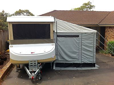Jayco Penguin 2012 Outback Off Road Camper Trailer Caravan Top Cond Many Extras