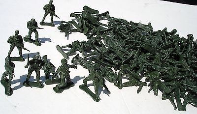 Soldiers 2 Inch Lot Of 144 Carnivals, Party Toy, Favors,vending Prizes