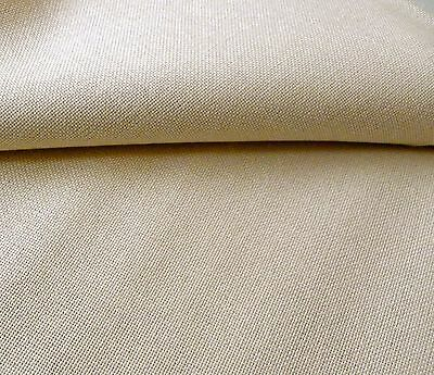 Ivory / cream  32 count Zweigart Murano evenweave fabric 100 x 70 cm