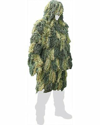 KOMBAT NEW Ghillie Parka CAMOUFLAGE Sniper Pigeon Shooting Hide Camo