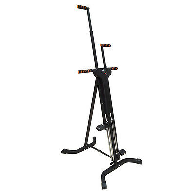 New Vertical Climber Exercise Machine Stepper Home Fitness System Workout Cardio