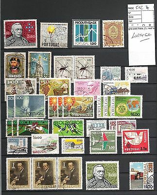 Lot 512 - Timbres  Portugal