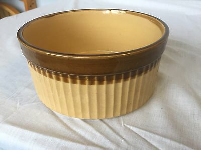 Lovely Vintage T.G.Green GRANVILLE Pie Dish or souffle bowl