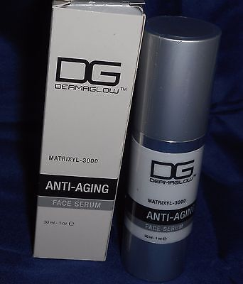 Dermaglow Matrixyl-3000 Anti-Aging Face Serum 30ml x 2 bottles