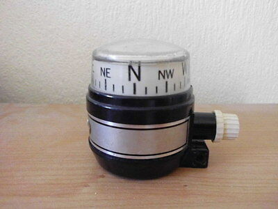 VINTAGE AIR WAY COMPASS - BOAT OR CAR - C1960's or 70's B4