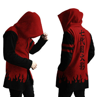 Naruto Sage Mode Hoodie Jacket 1 Pcs Left