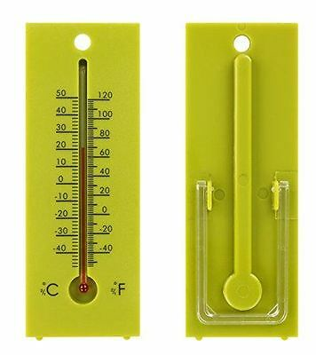 Garden & Greenhouse Thermometer Celsius Fahrenheit indoor outdoor wall decor