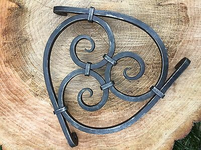 Large Hand Forged Trivet