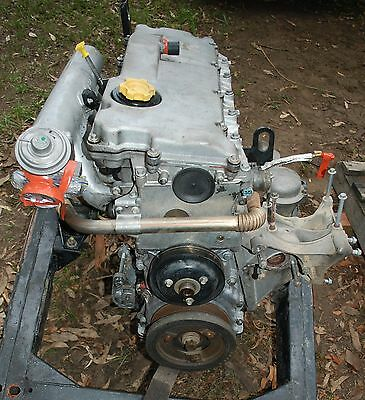 Land Rover Discovery 2 + Defender - TD5 Engine - 10P