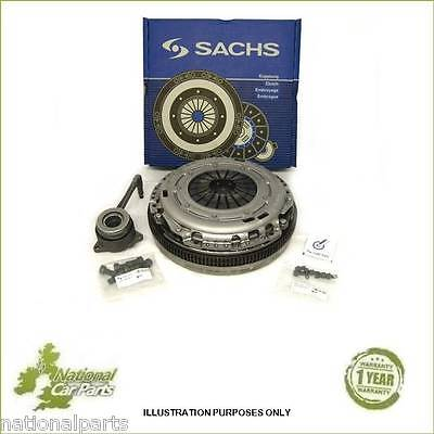 Sachs Clutch Kit  & Flywheel With Slave CSC Audi Vw Seat Skoda CBBB 2290601024