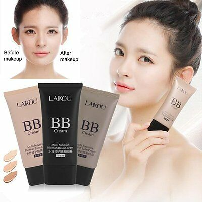 LAIKOU Professional 50G Perfect Cover BB Cream Facial Whitening Concealer ZX