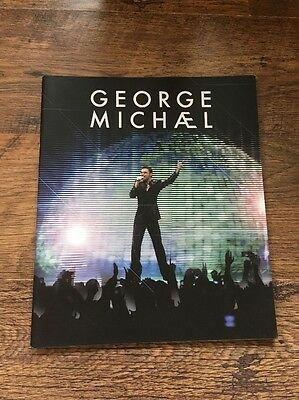 ❣RARE❣️EXTREMELY HARD TO FIND AUSTRALIAN PROGRAMME•25Live~George Michael (Wham!)