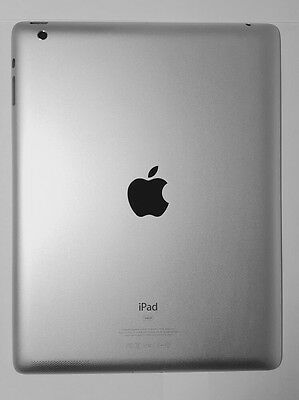 Apple iPad 3 3rd Gen Wi-Fi, Wi-Fi & 3G New Replacement Rear Back Cover Housing