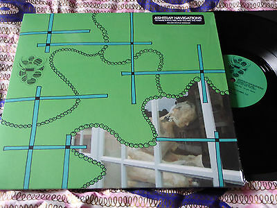 ASHTRAY NAVIGATIONS To Make A Fool Ask NEW SEALED LP blackest ever black records
