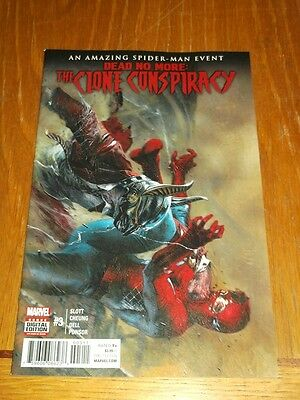 Clone Conspiracy Dead No More #3 Marvel Comics
