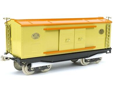 MTH Trains Tinplate Traditions Standard Gauge 200 Series Box Car 10-203