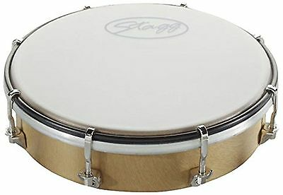 Stagg 12811 8-Inch Tunable Hand Drum -