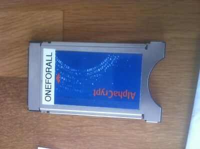 Alphacrypt Classic Modul mit One for All Software 901650 rev 1.1