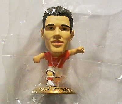Microstars ARSENAL (HOME) VAN PERSIE, GOLD BASE MC11785