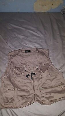 Fishing Hunting Vest XL
