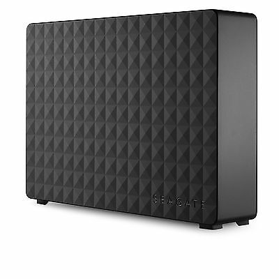 Seagate Expansion 3 TB USB 3.0 Desktop 3.5 inch External Hard Drive for PC ... -