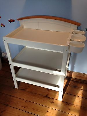 Cosatto Wooden Baby Change Changing Table Unit