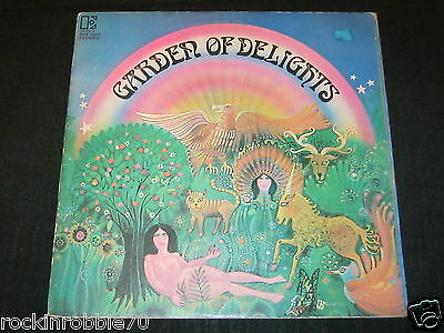 Garden of Delights 1971 Elektra Double Album - Various Artists