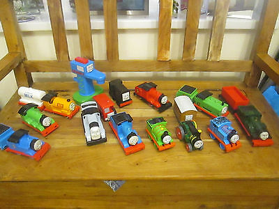 Job Lot of Thomas the Tank Engine & Friends Toys