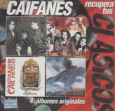 CD - Caifanes NEW Recupera Tus Clasicos 4 CD's FAST SHIPPING !