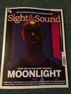 SIGHT AND SOUND - March 2017 - New FREE P&P MOONLIGHT Film