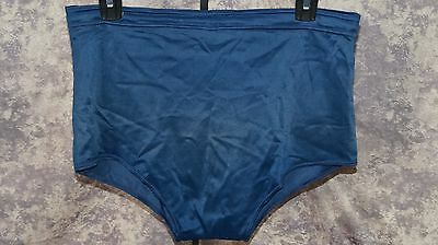 Vintage 1960s Mens Proline 100 Racing Swim Trunks  Size 32  Beefcake Muscle