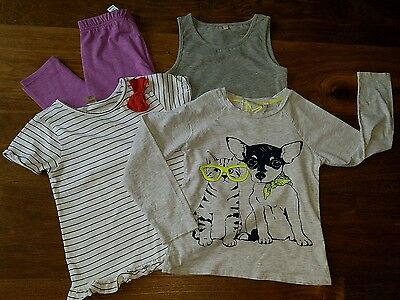 4 Item Bundle Girls Assorted 7 - 8 Years