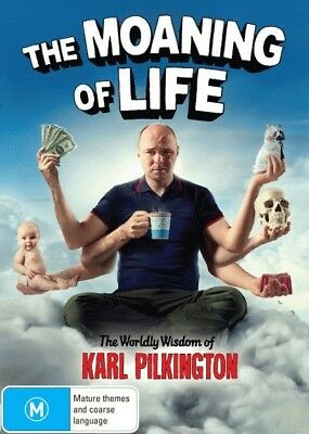 The Moaning of Life Series 1 DVD [Region 4] [New]