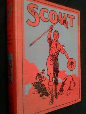The Scout Bound Copies 1953 1954 Baden Powell Wolf Cub News Events 832 pages