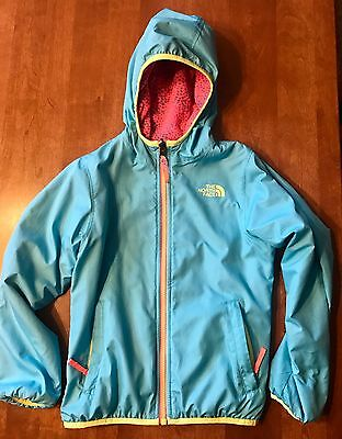North Face Girls Jacket xs 6