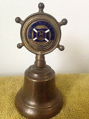 S S Invicta Shipping Line Bell