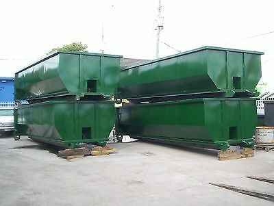 20 Yard Roll Off Dumpsters - Containers