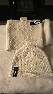 Bench Hat And Scarve Set