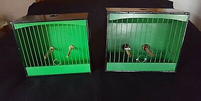 British Bird Show Cage For Cage & Aviary Birds Canary Finch