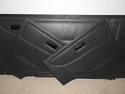 Ford Transit Mk6 Minibus LWB Trims Door Cards Panels Rear - Middleton M24 5NA