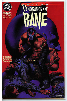 DC Comics Batman Vengeance of Bane NM/M 1993 2nd print 1st Bane LB1