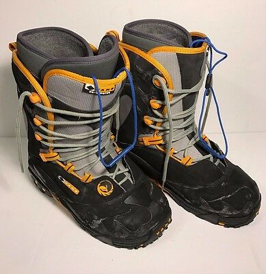 8683feb9aa6a VANS PERFORMANCE DANIEL Franck Snowboard Boots Men s Size US 11 ...